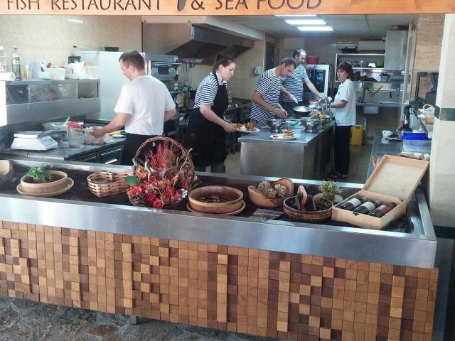 Waikiki Sea Food