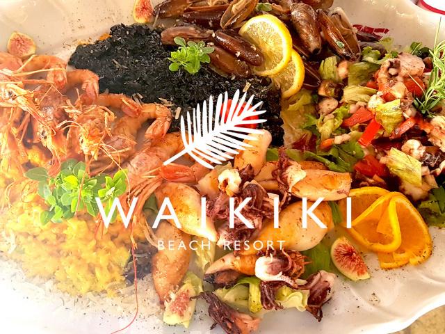 WAIKIKI PLATE